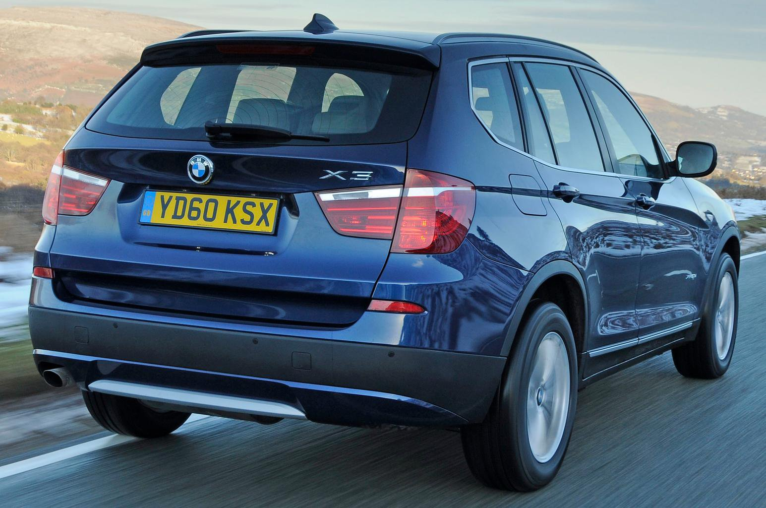 Used test – winter warmers: Audi Q5 vs BMW X3 vs Land Rover Freelander vs Volvo XC60
