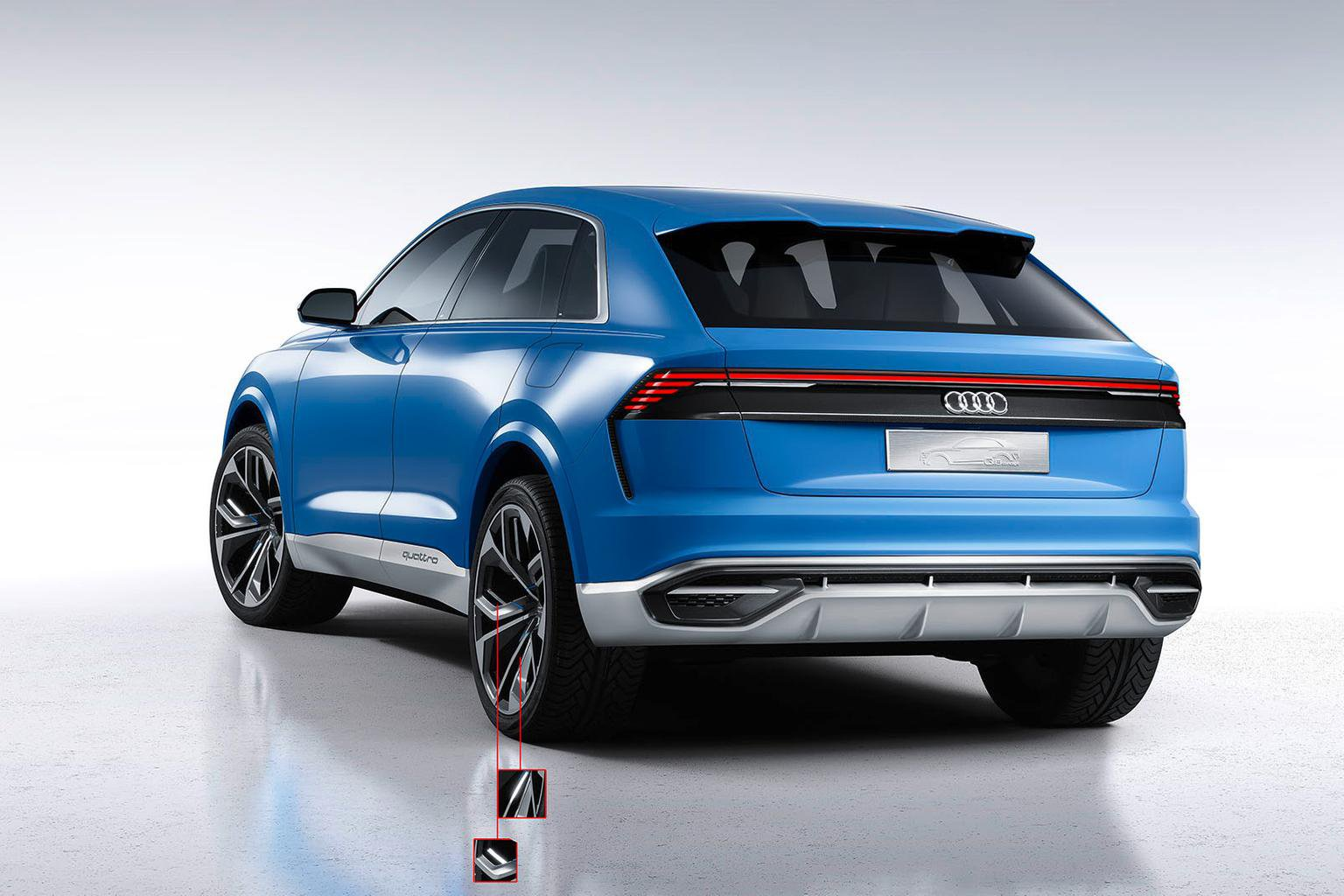 Audi Q8 SUV to arrive in 2018