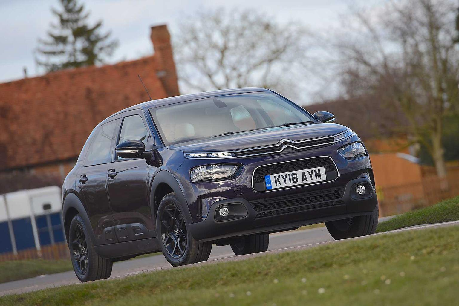 New Citroën C4 Cactus vs Skoda Octavia