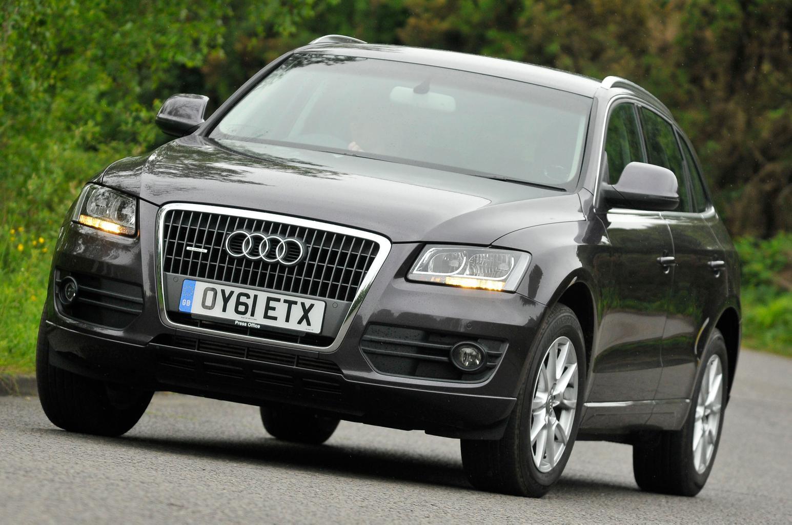 Used test - SUV vs estate: Audi Q5 vs Volkswagen Passat Alltrack vs Volvo XC60
