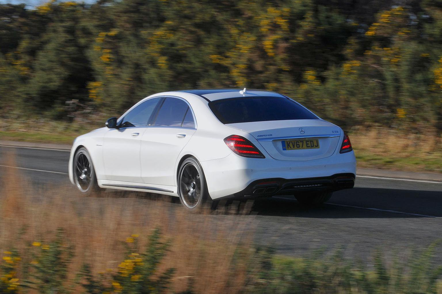 2017 Mercedes-AMG S63 review - price, specs and release date
