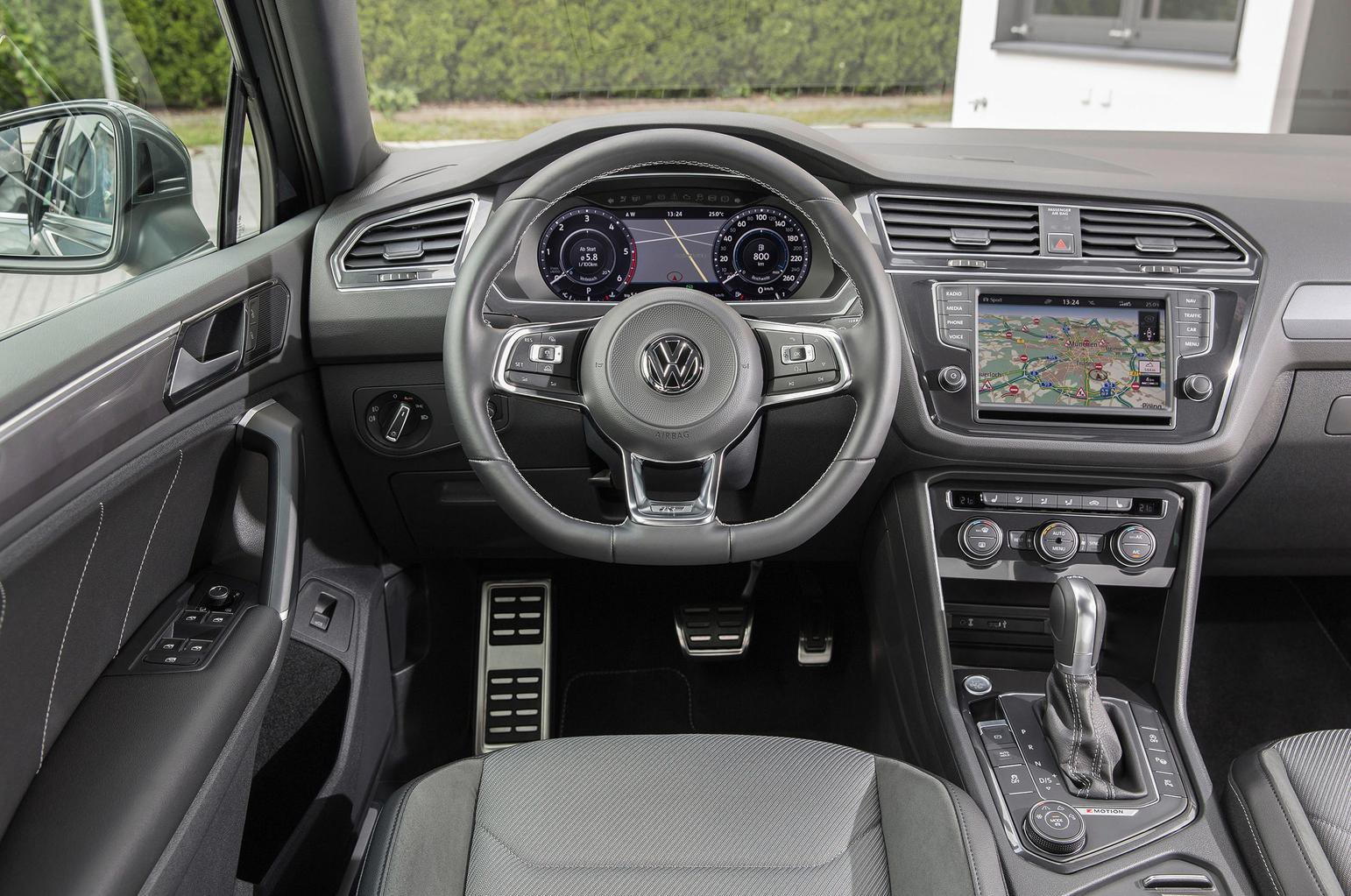 VW Tiguan 2.0 Bi-TDI 240 4Motion review