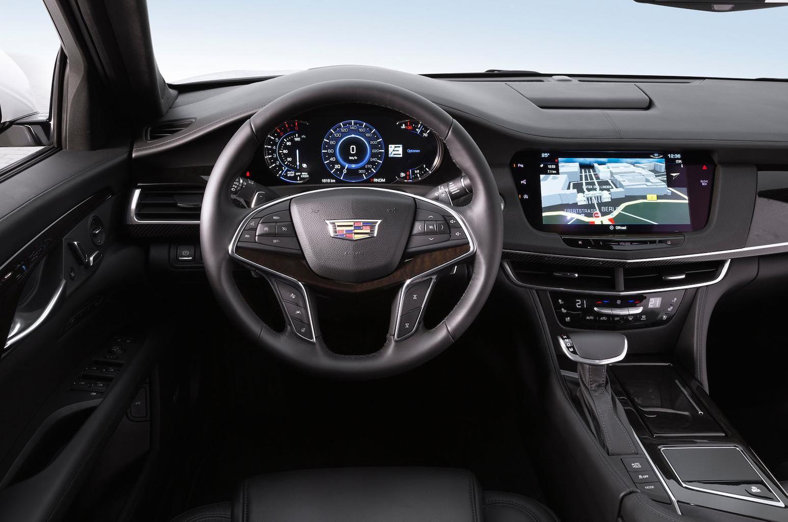 2016 Cadillac CT6 Platinum review
