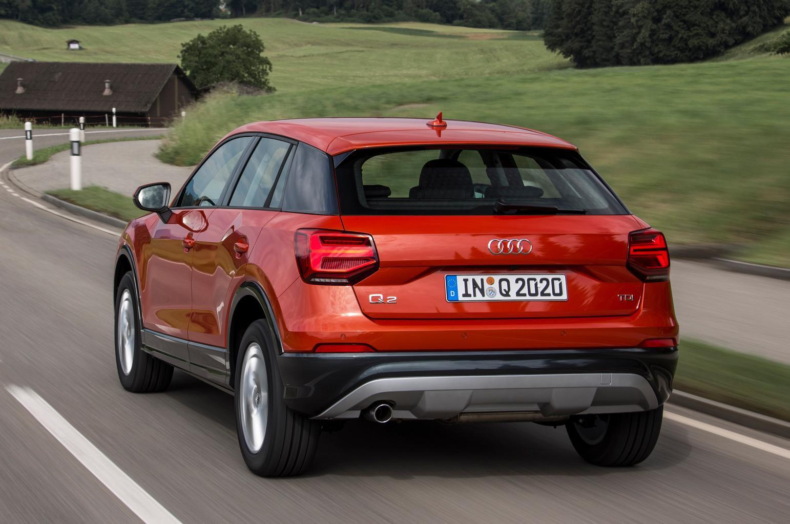 2016 Audi Q2 1.6 TDI review