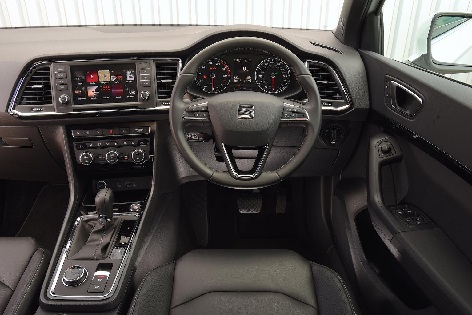 Seat Ateca 1.4 TSI DSG 2017 review