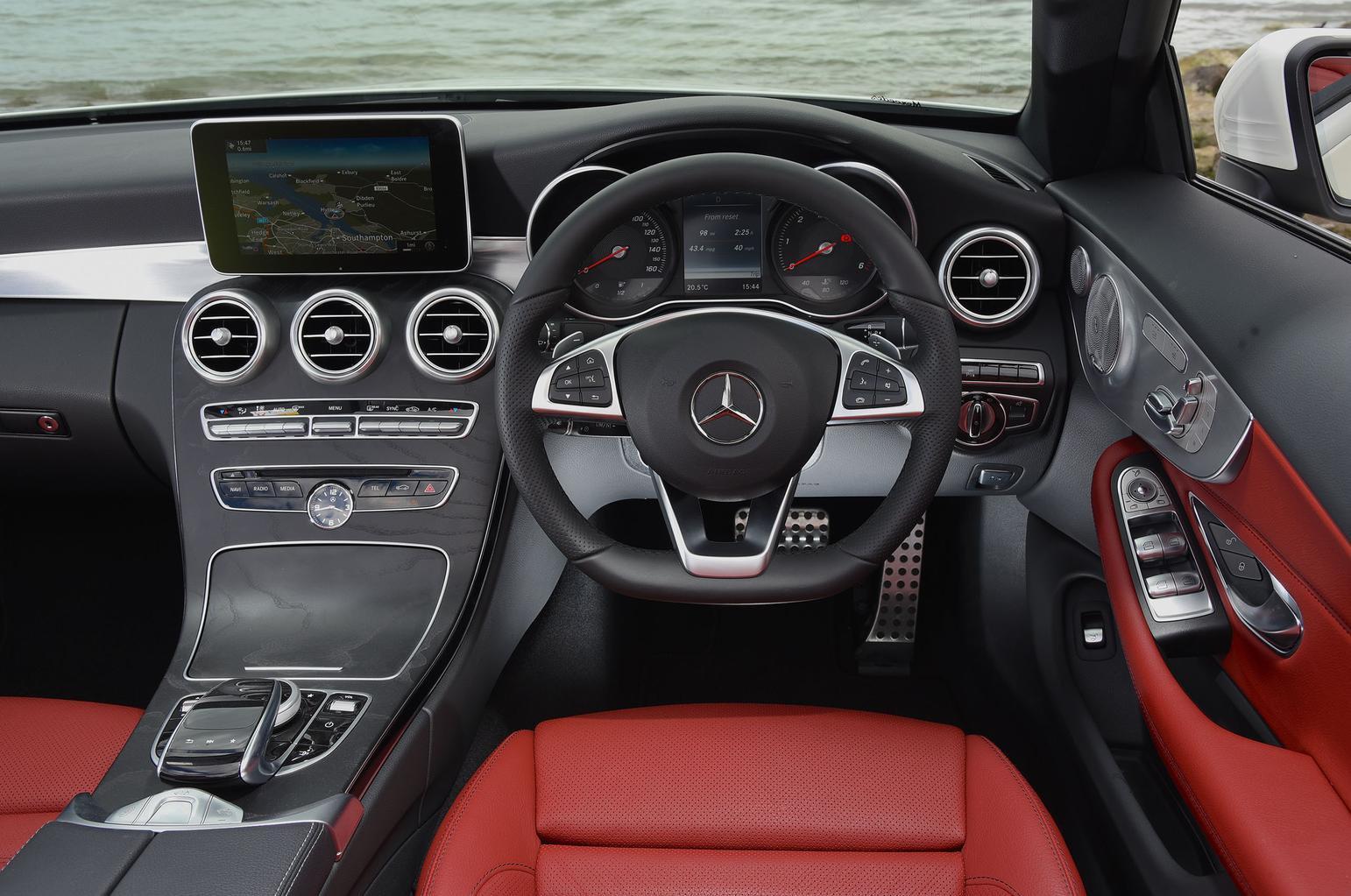 2016 Mercedes-Benz C 220 d Cabriolet review
