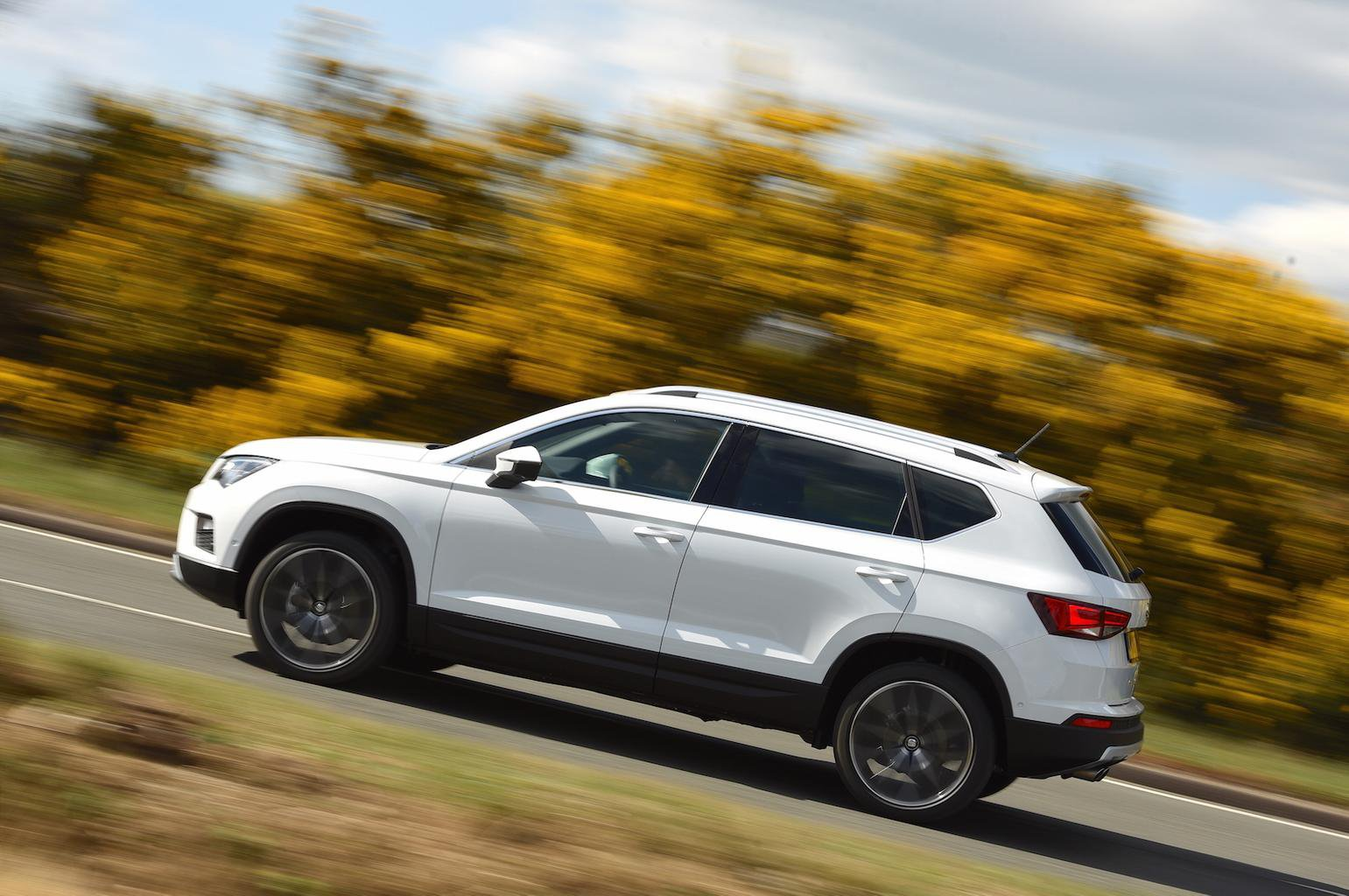 Seat Ateca 1.4 TSI DSG 2017 review