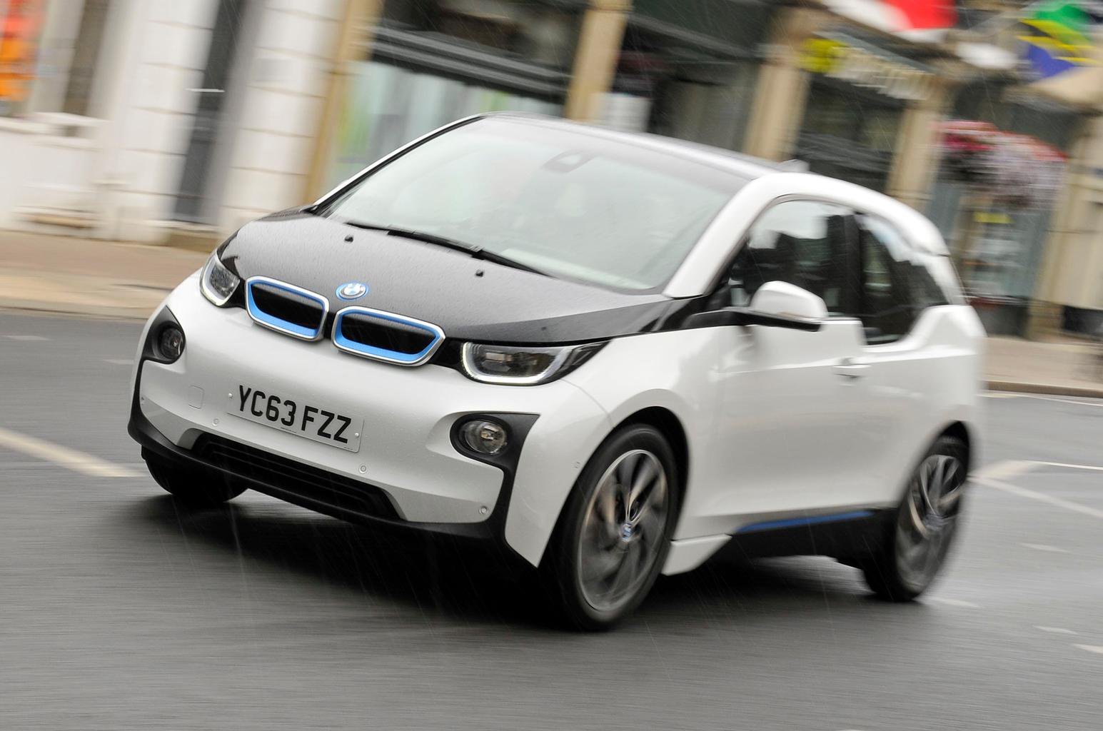 Used test: BMW i3 vs Volkswagen e-Golf