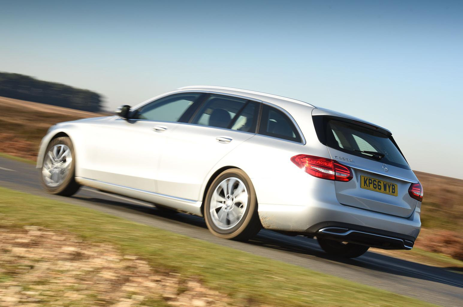 Audi A4 Avant vs BMW 3 Series Touring vs Mercedes C-Class Estate