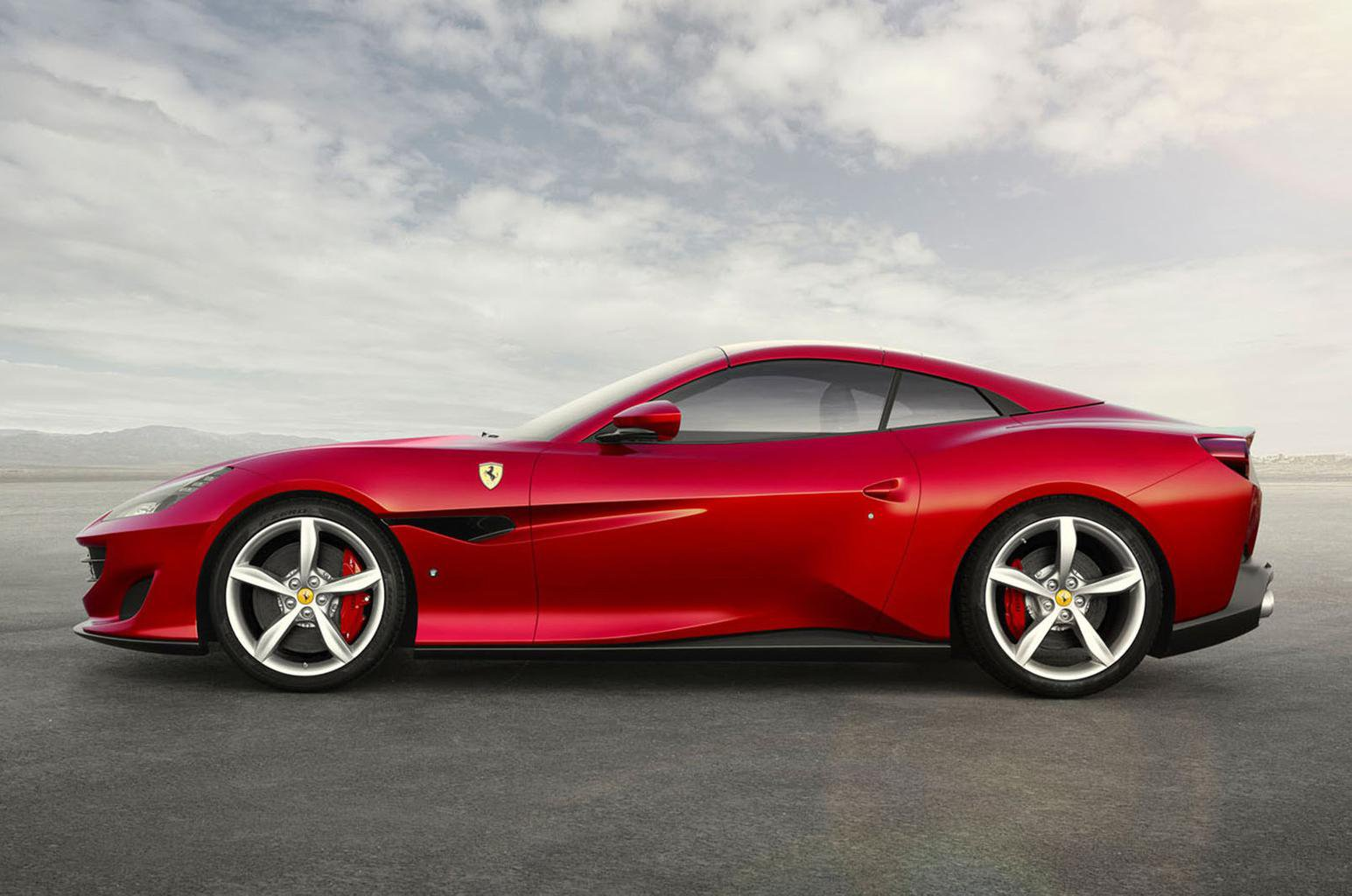 New Ferrari Portofino revealed – prices, specs and release date