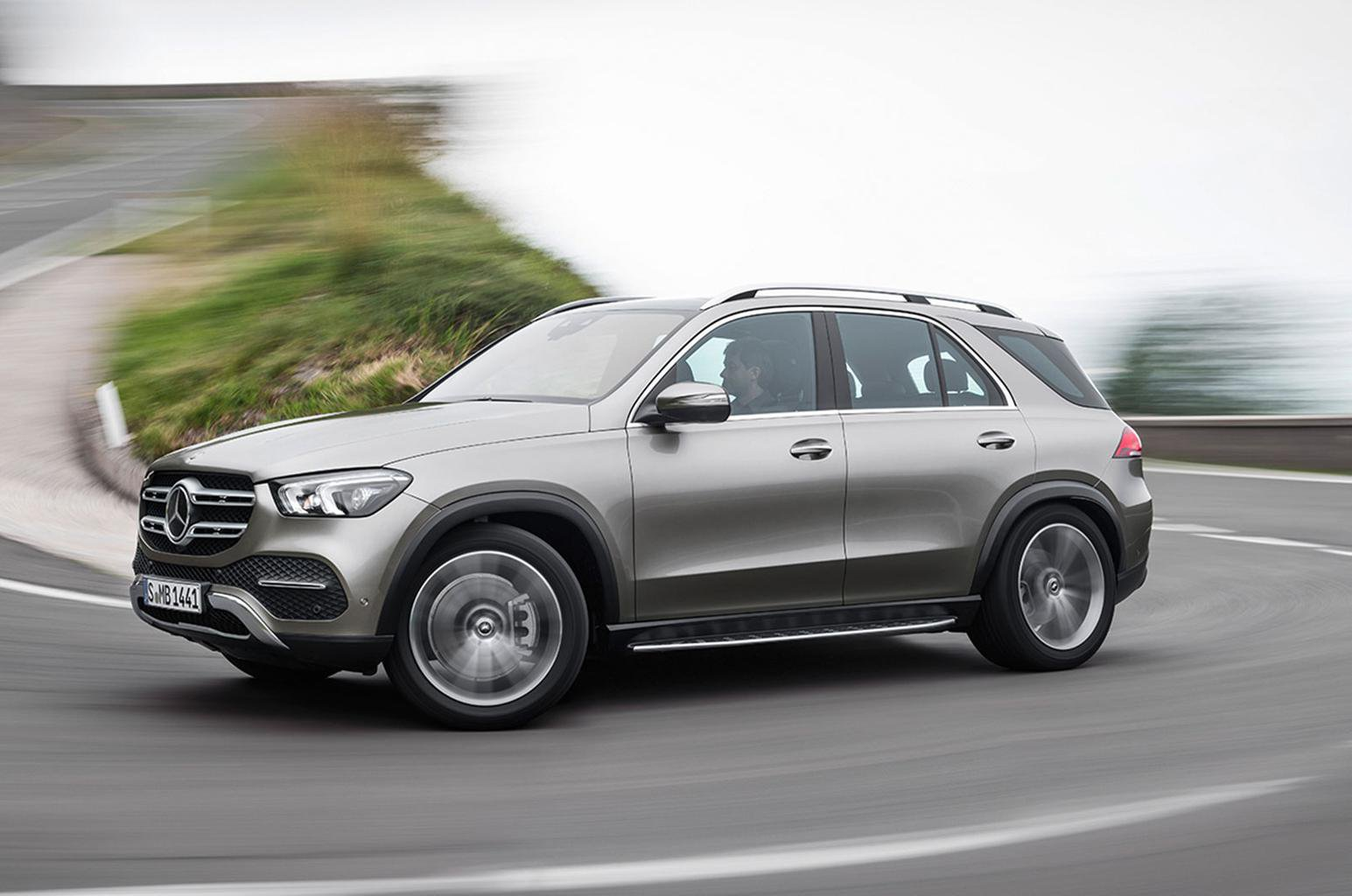 2019 Mercedes GLE revealed – price, specs and release date
