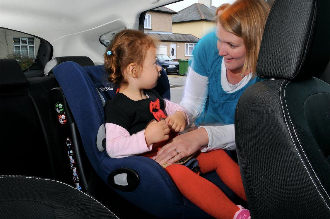 Child car seats: how to buy the best seat