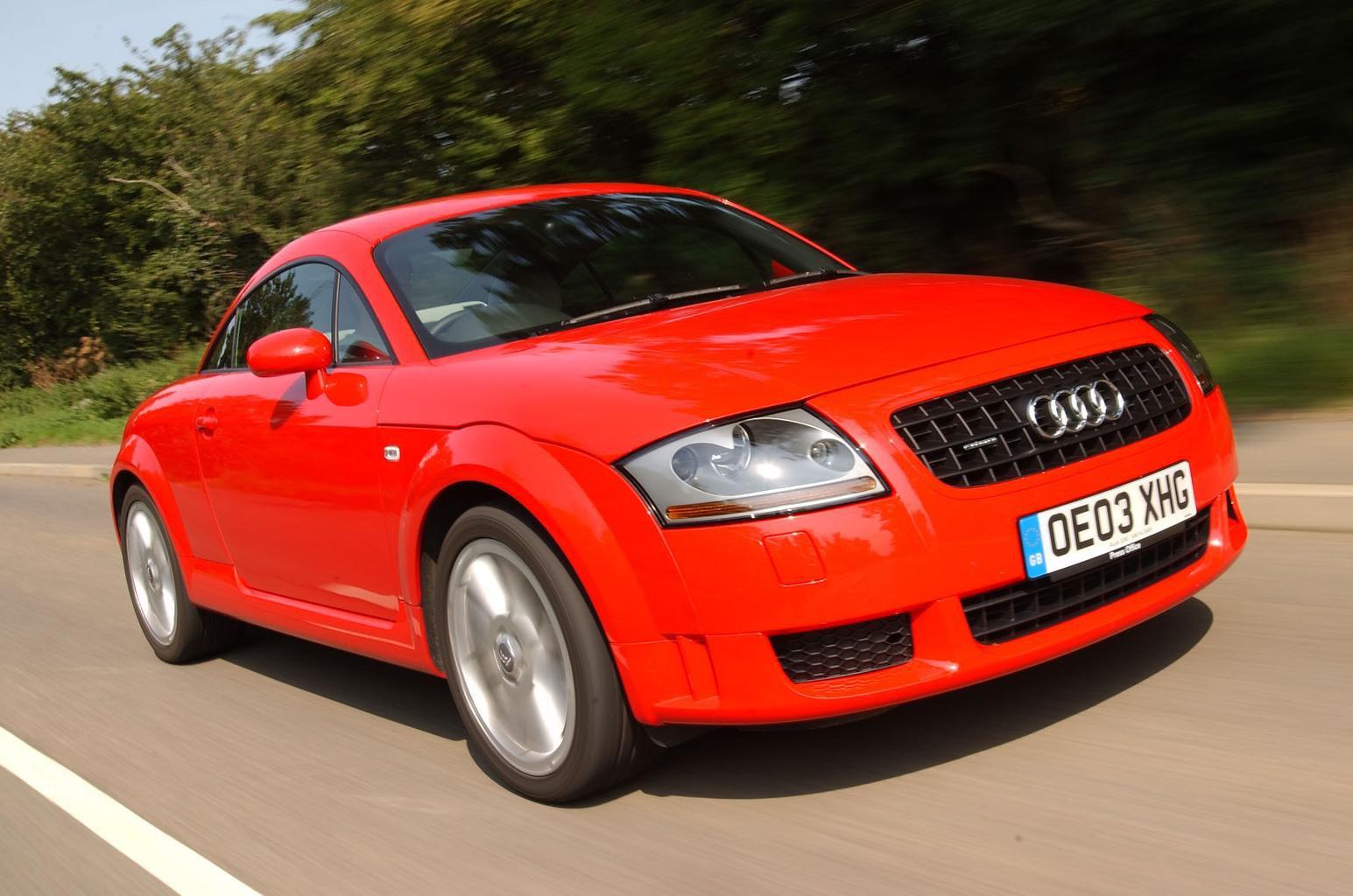 Best used Audis