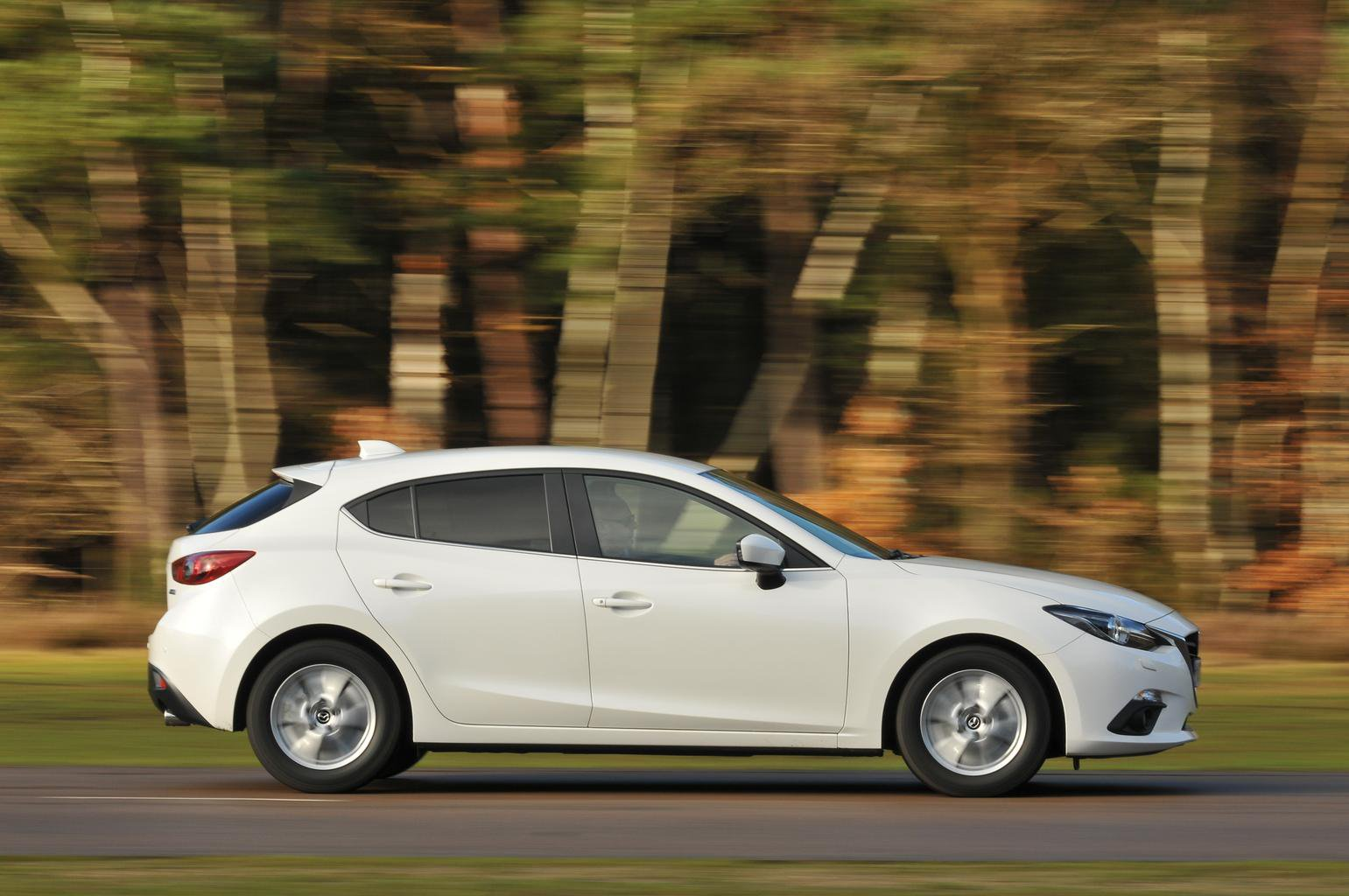 5 reasons to buy a Mazda 3