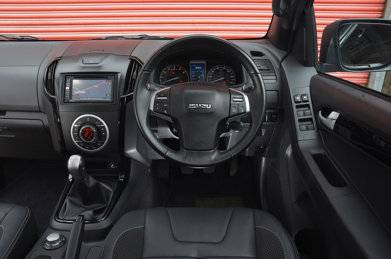 2016 Isuzu D-Max Double Cab review