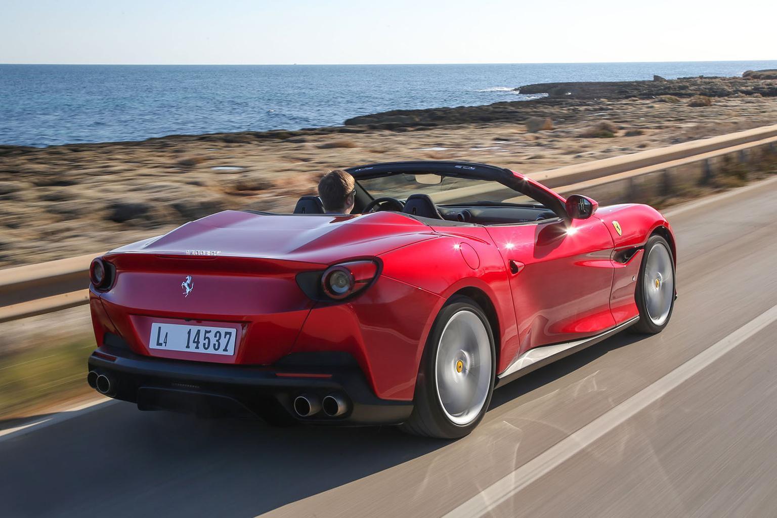 2018 ferrari portofino review - price, specs and release date | what