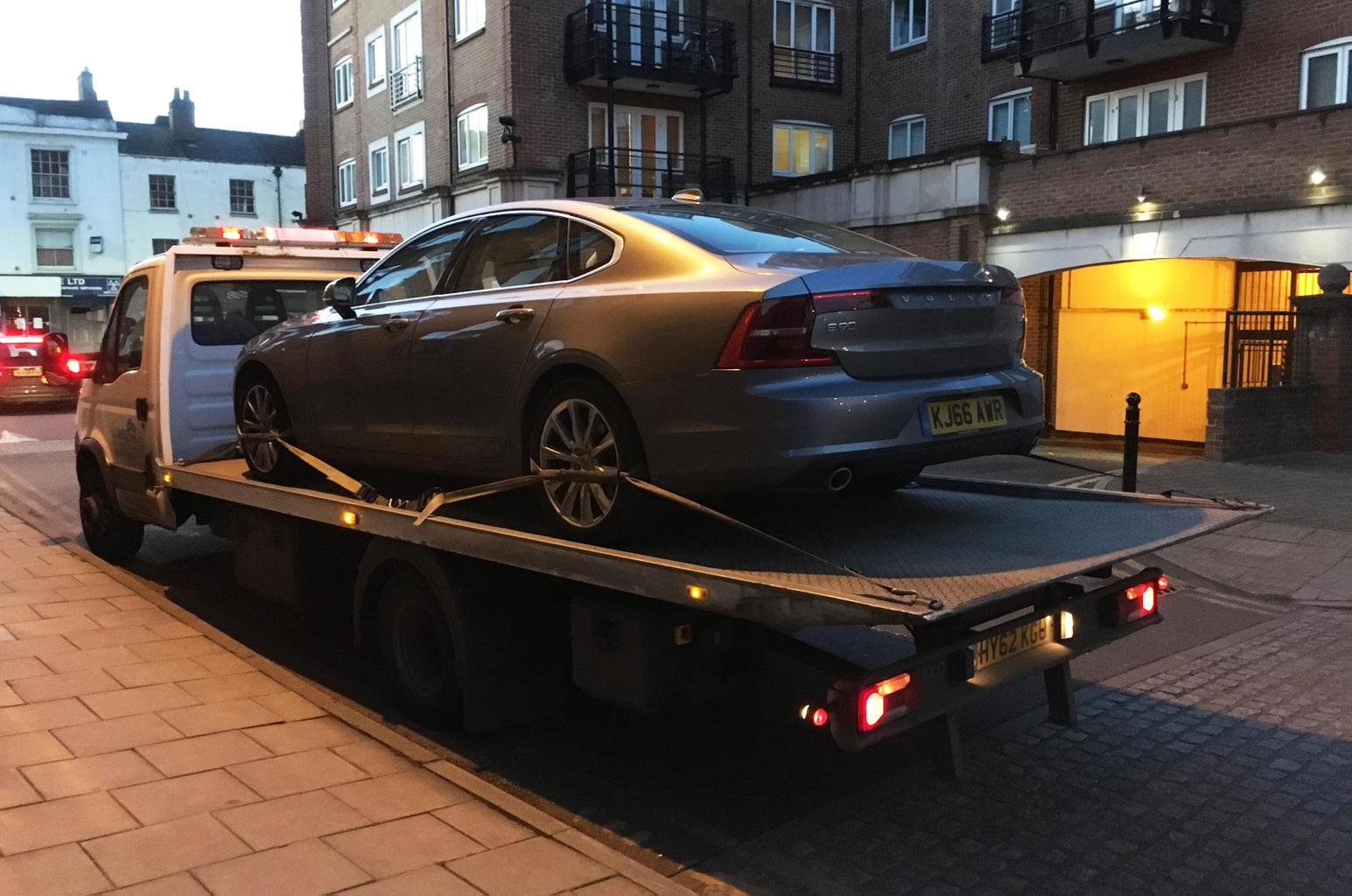 Volvo S90 long-term test review