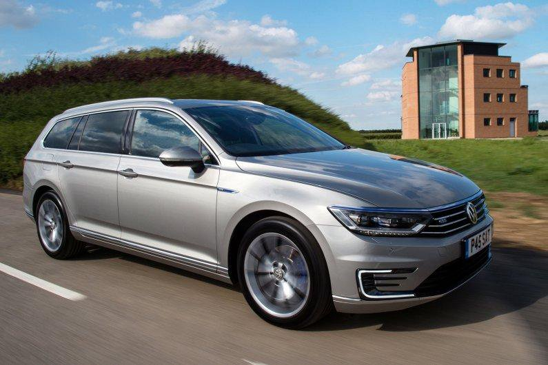 Best hybrid executive cars