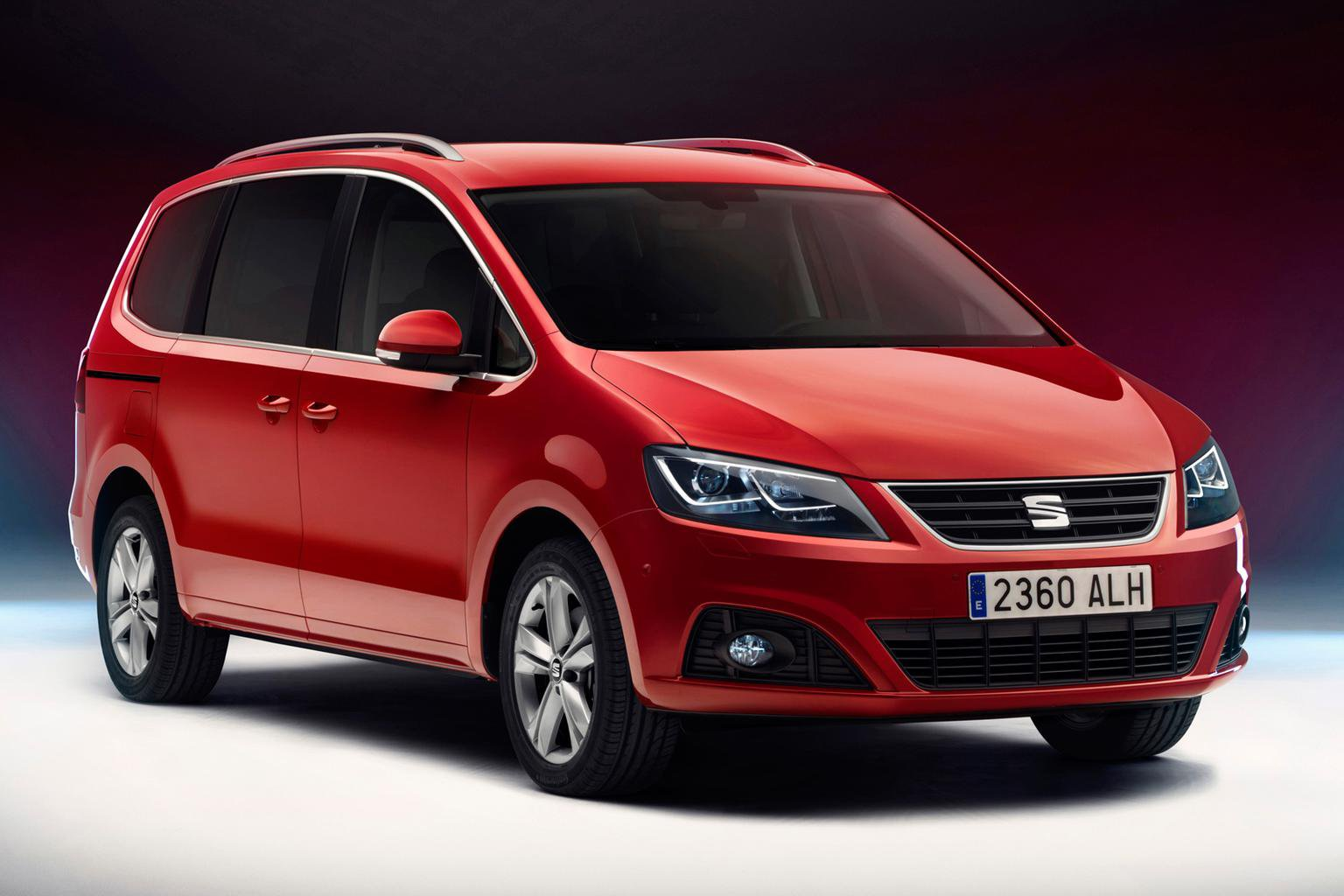 2015 Seat Alhambra facelift revealed - engines, specs and pictures