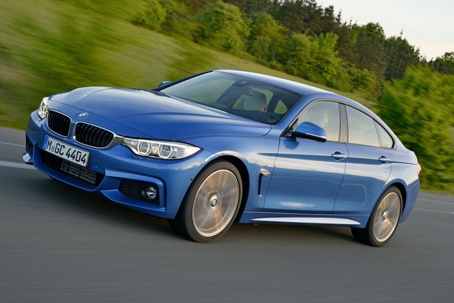 2014 BMW 4 Series Gran Coupe review