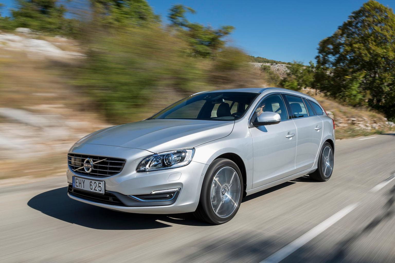 2013 Volvo V60 D4 review