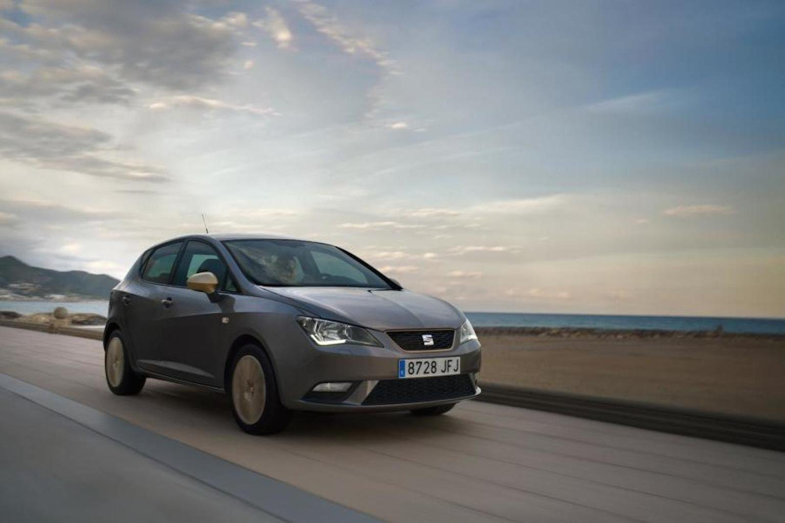 2015 Seat Ibiza 1.0 TSI 95 review