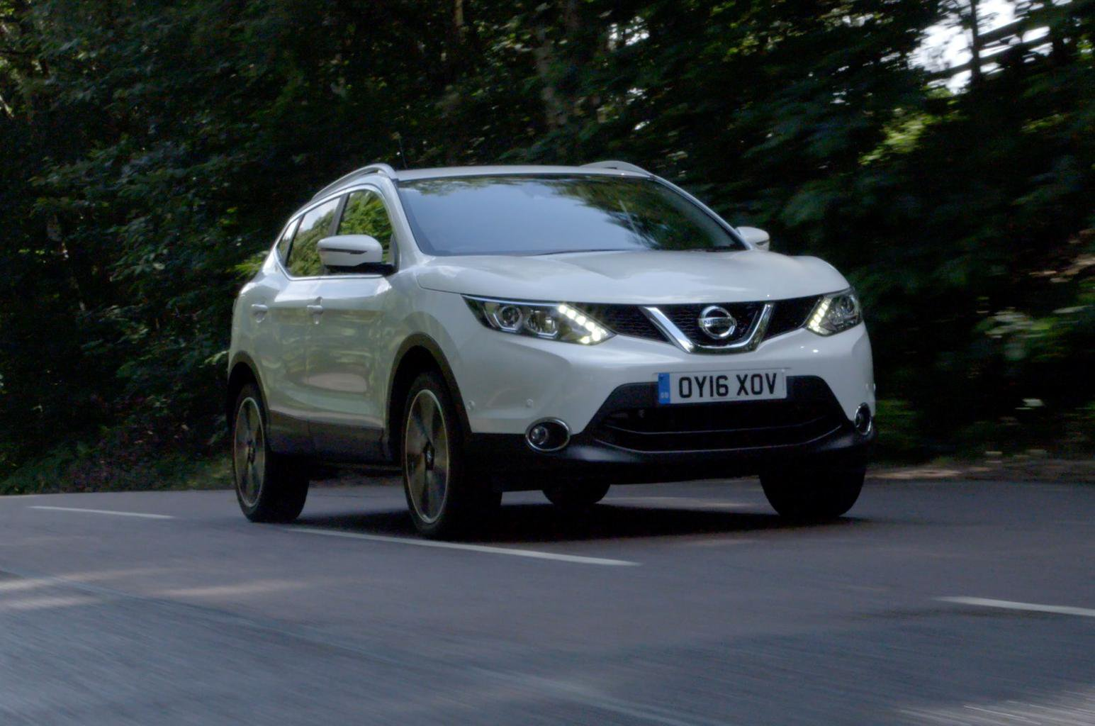 Promoted: Why the Nissan Qashqai is a five-star car