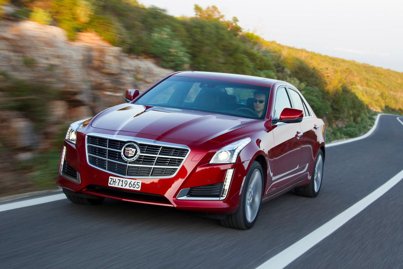 2014 cadillac cts review | what car?