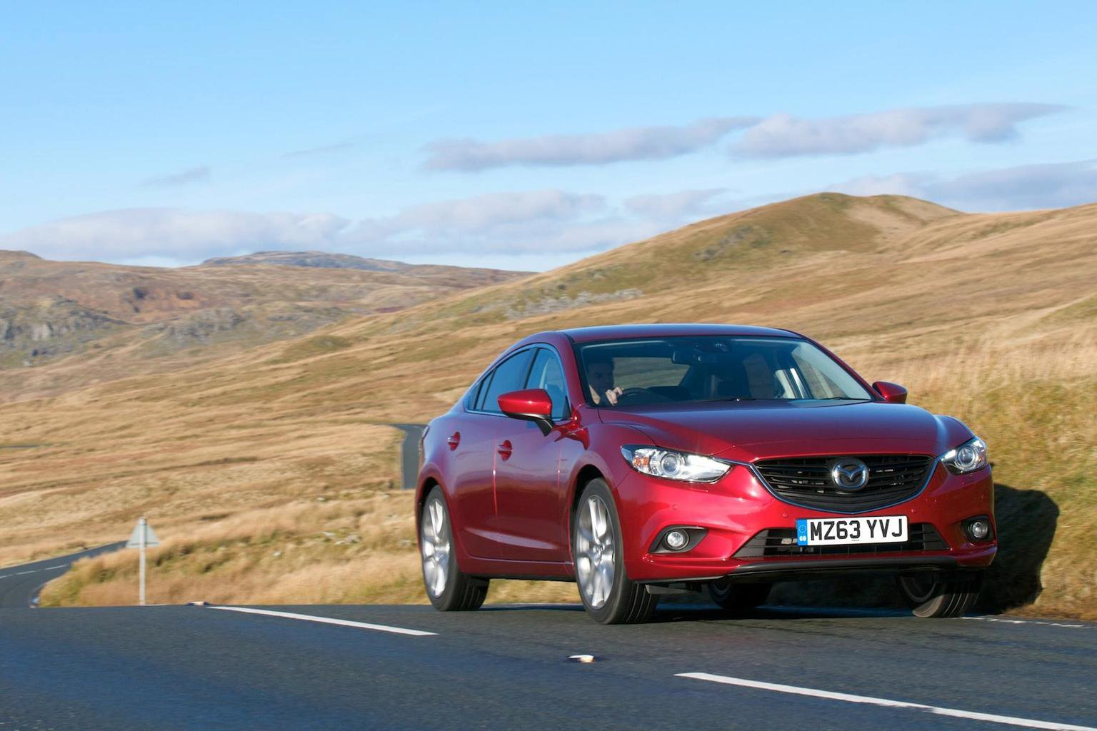 Mazda: 'We don't need hybrids'