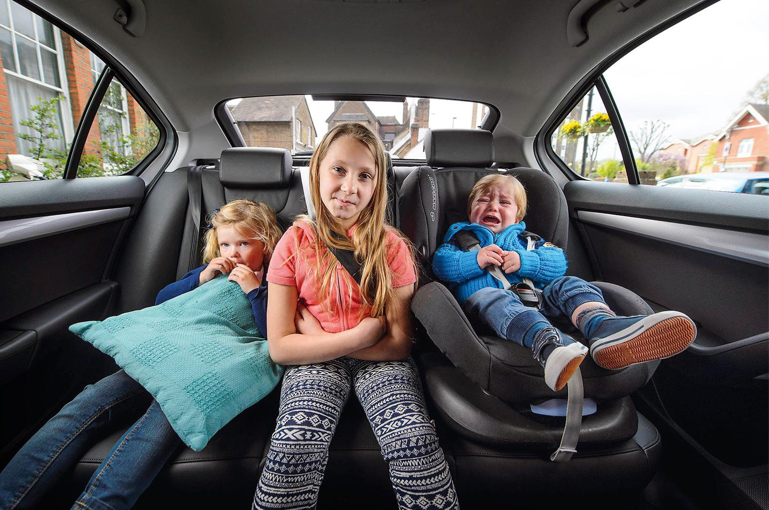 Child car seats: how to buy and fit the safest seat