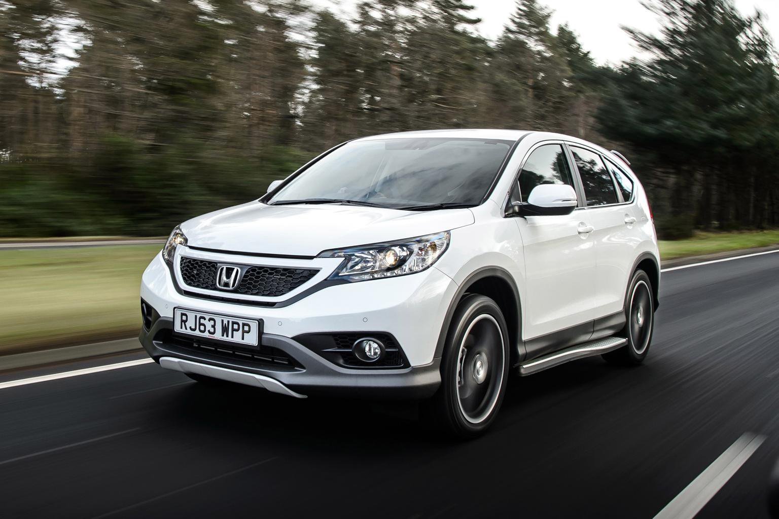 Deal of the day: Honda CR-V