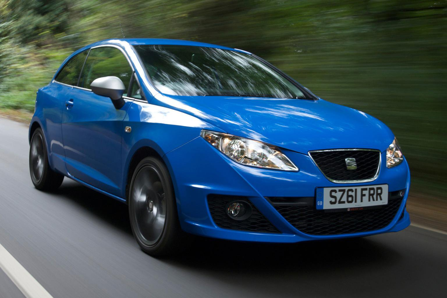 Deal of the day: Seat Ibiza SC