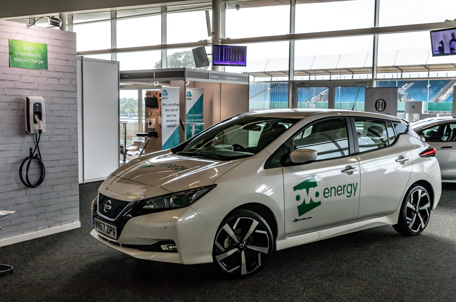 Nissan Leaf owners can get free fuel for a year