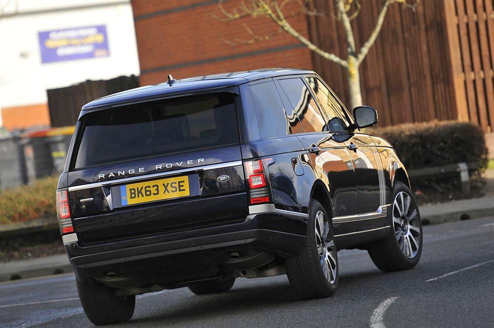 2014 Range Rover LWB review