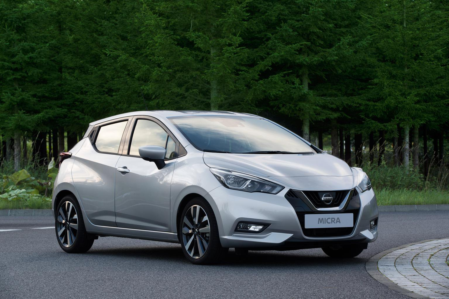 2017 Nissan Micra - exclusive reader test team preview