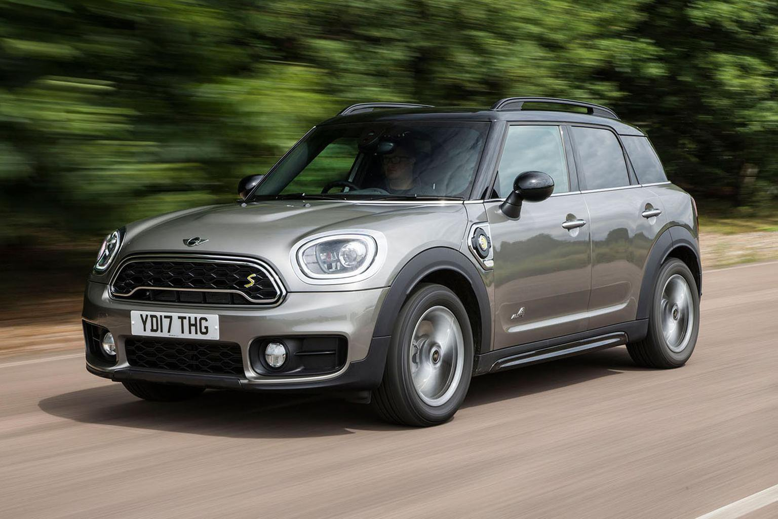 2017 Mini Countryman Cooper S E All4 Price Specs And Release Date