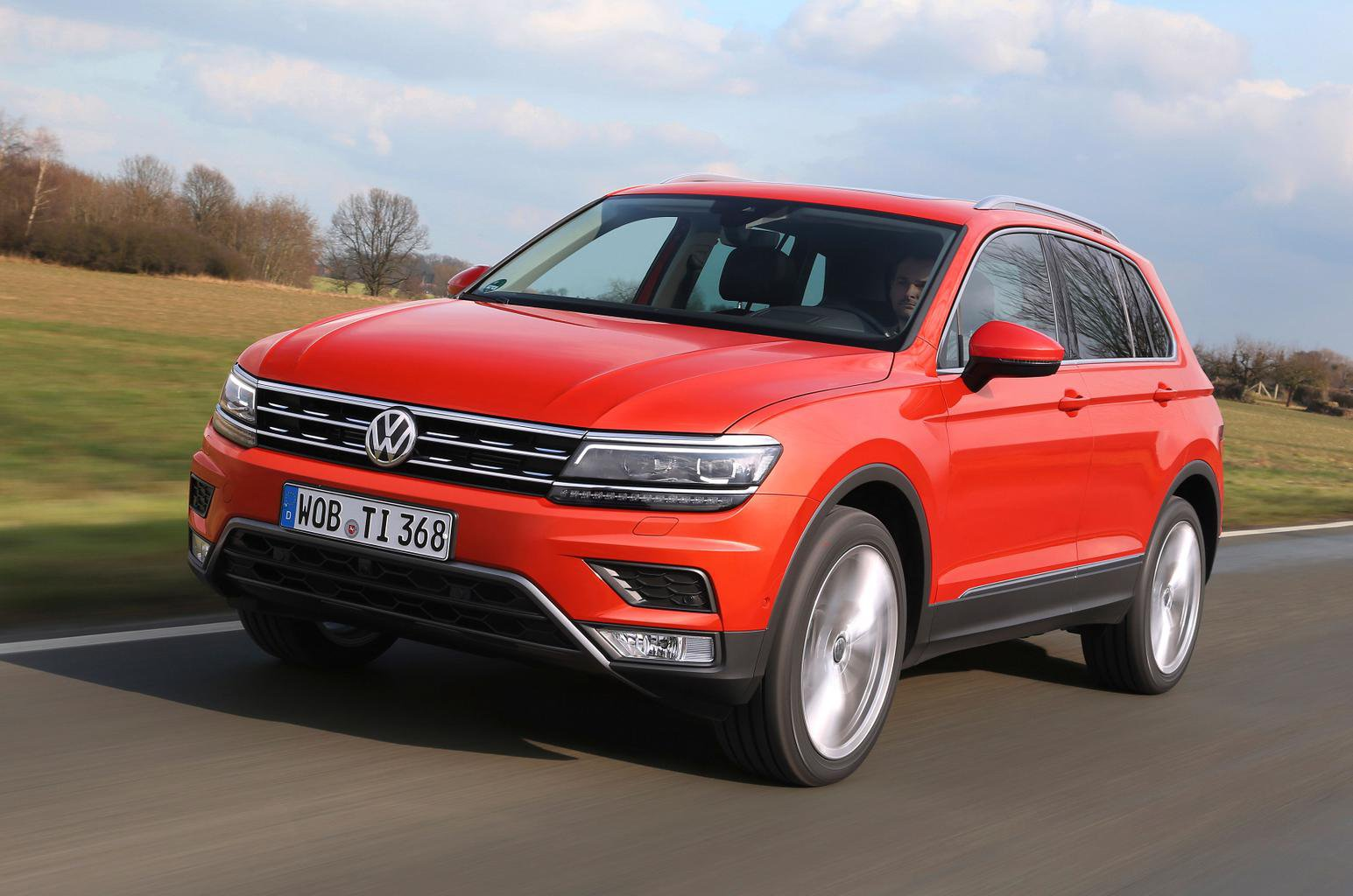 2016 Volkswagen Tiguan 2.0 TDI 150 4Motion Outdoor pack review