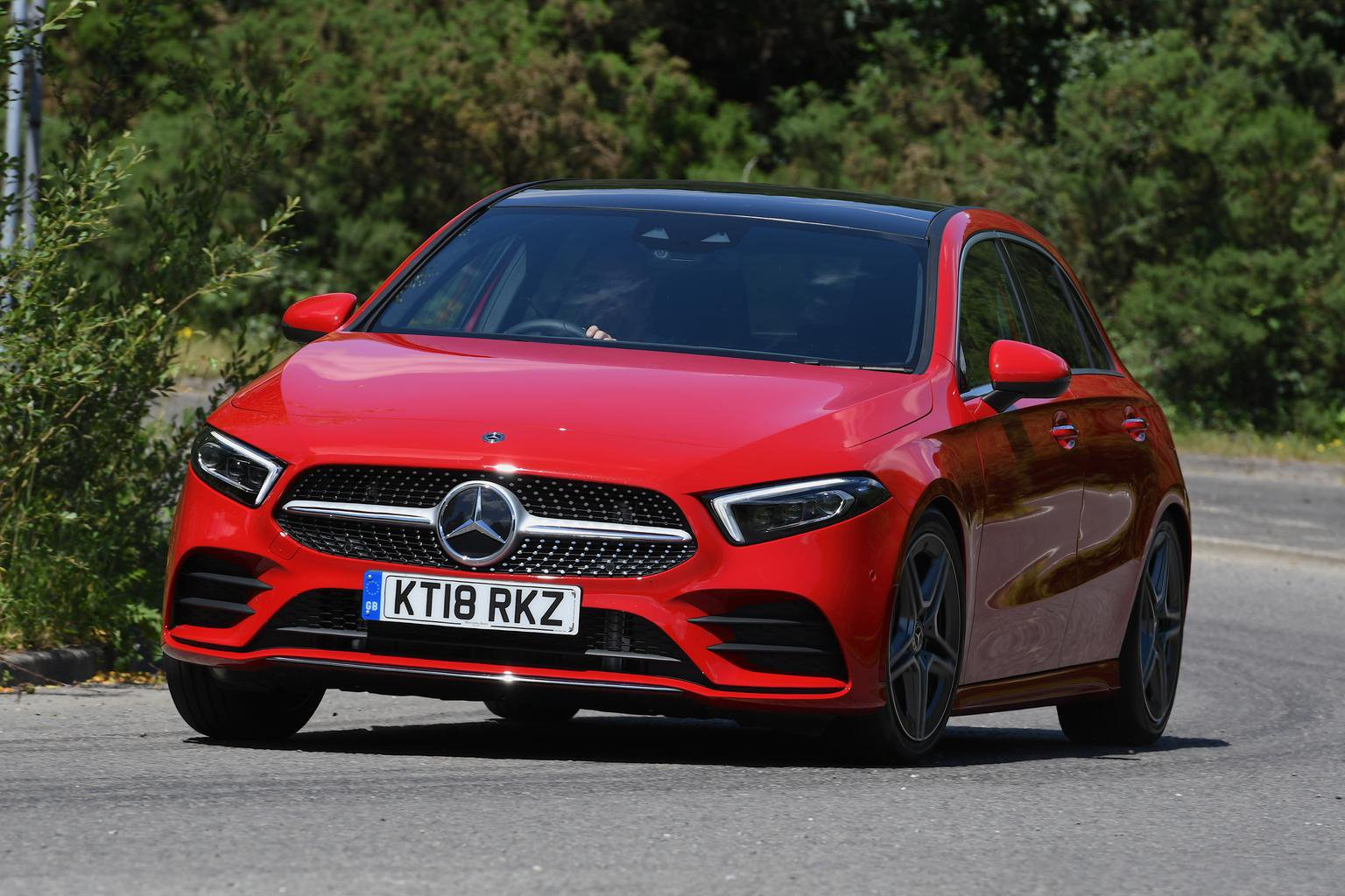 2018 Mercedes-Benz A-Class A250 – price, specs and release date