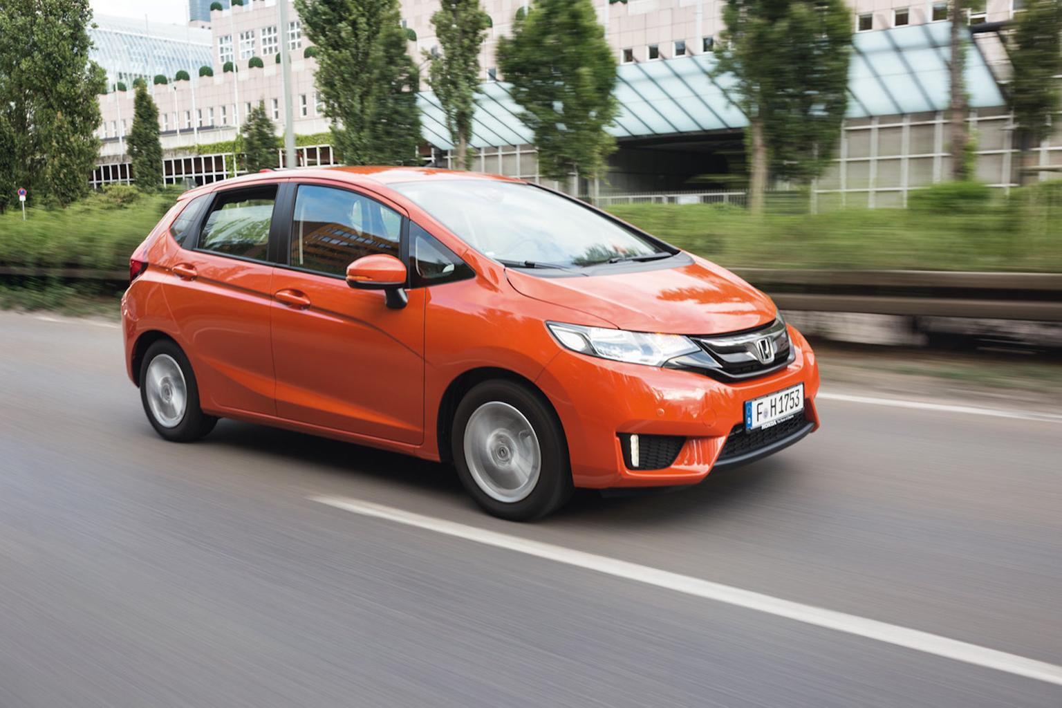 2015 Honda Jazz 1.3 i-VTEC review