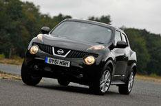 Nissan Juke 1.5 dCi 110 review