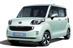 Kia Ray unveiled