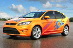 Ford downplays electric Focus