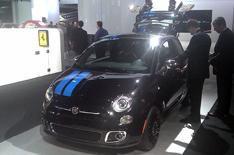 Mopar Fiat 500