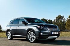 Lexus adds new model to RX range
