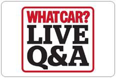 Live What Car? Q&A session