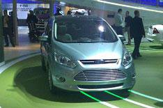 Ford C-Max hybrids