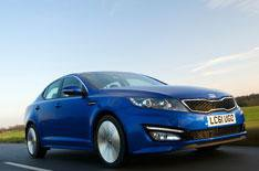 New Kia Optima 2012 review