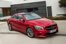 2013 Mercedez-Benz CLA unveiled