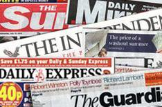 What the papers say: November 12