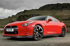 Nissan updates GT-R performance car